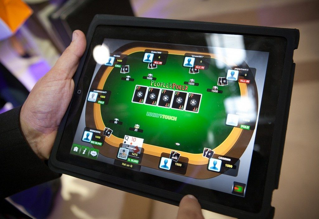 Brief note on mobile casinos and gaming