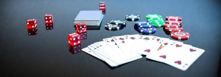 Casino party games diy